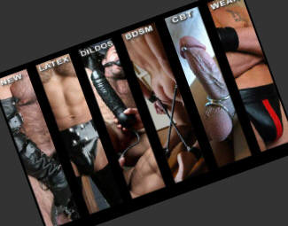Hot Dudes Nude Sex Toy Store, Gay Sex Toys, Dildos, Condoms, Leather Gear, Bondage, Cockrings, and More